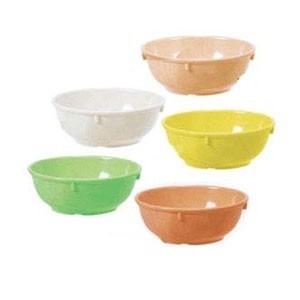 GET Enterprises DN-317-S SuperMel Sandstone Bowl 13 oz. - 4 doz