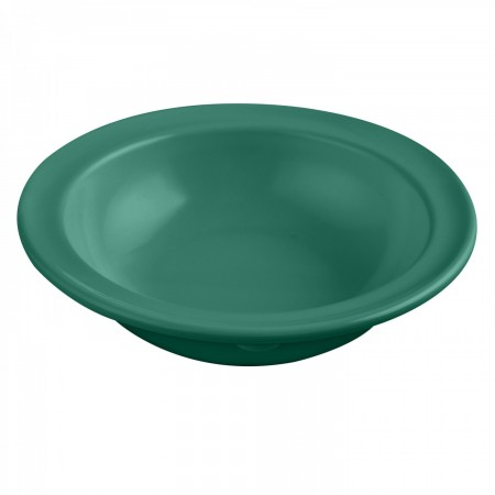 GET Enterprises DN-350-HG SuperMel Hunter Green Bowl 5 oz. - 4 doz
