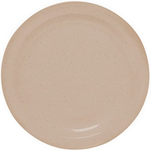 "GET Enterprises DP-509-S SuperMel Sandstone Dinner Plate 9"" - 2 doz"