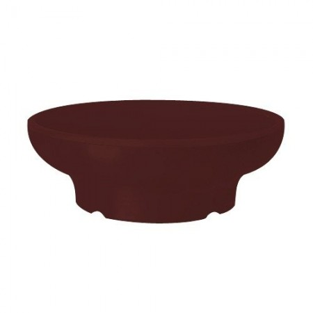 GET Enterprises SD-06-BR Viva Mexico Brown Salsa Dish 6 oz. - 4 doz