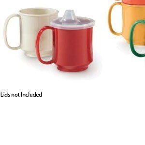 GET Enterprises SN-104 Healthcare Tritan Single Handle Mug 8 oz. - 2 doz
