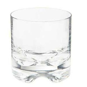 GET Enterprises SW-1429-1-TRITAN-CL Roc N' Roll Clear Tritan Rocks Glass 10 oz. - 2 doz