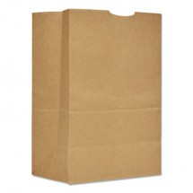 Grocery Paper Bags, 75 lbs Capacity, 1/6 BBL, 12