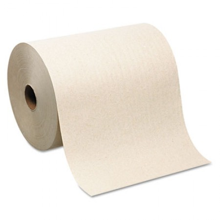 Nonperforated Paper Towel Roll,  7.87 x 1000 ft, 6/Carton