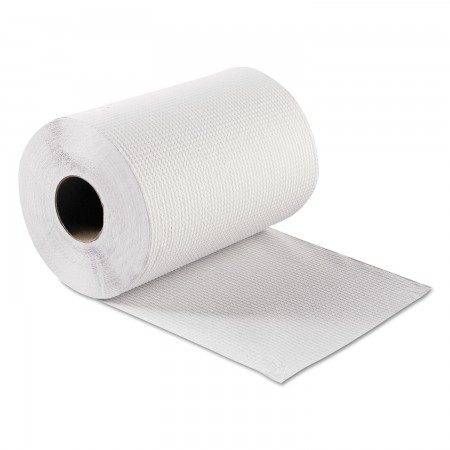 Hardwound Roll Paper Towels, White, 8