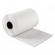 """Hardwound Roll Paper Towels, White, 8"""" x 300 ft., 12 Rolls/Carton"""
