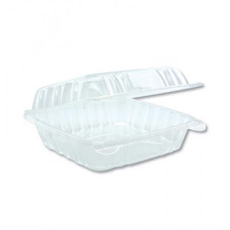 Clear Hinged Lid Containers, 8.34