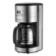 Home/Office Euro Style Coffee Maker, Stainless Steel