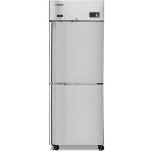 Hoshizaki CF1B-HS, 2-Solid Half Door Reach-In Freezer