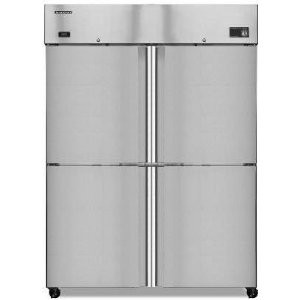 Hoshizaki CF2B-HS Two-Section, Half-Door,  Reach-In Freezer