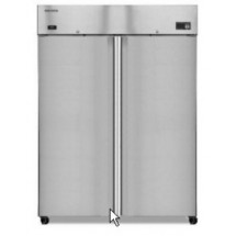 Hoshizaki CR2B-HS Two-Section, Half-Door,  Reach-In Refrigerator