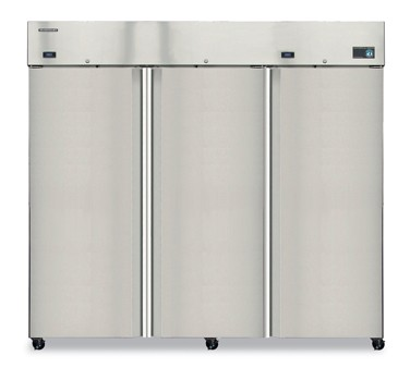 Hoshizaki CR3B-FS Three-Section Reach-In Refrigerator