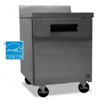 Hoshizaki CRMF27-W One-Section Undercounter Reach-In Freezer
