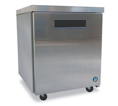 Hoshizaki CRMR27 One-Section Undercounter Reach-In Refrigerator