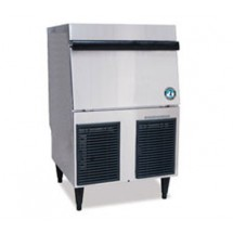 Hoshizaki F-330BAH 330 lb. Air-Cooled Flake-Style Ice Maker with Bin