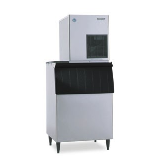 Hoshizaki F-801MAH-C 728 lb. Air-Cooled Nugget Compressed Ice Maker