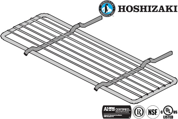 Hoshizaki HS-3509 Epoxy Center Shelf