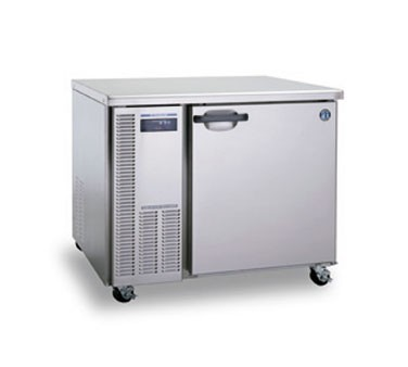 Hoshizaki HUF40A One-Section Undercounter Reach-In Freezer