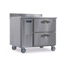 Hoshizaki HWR40A-D One-Section Work Top Refrigerated Counter