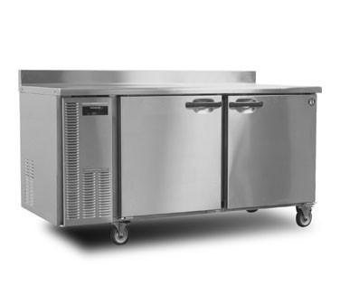 Hoshizaki HWR68A Two-Section Work Top Refrigerated Counter