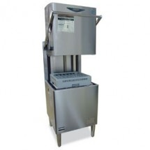 Hoshizaki JWE-620UA-6B Jet Wash Door Hood Type Dishwasher