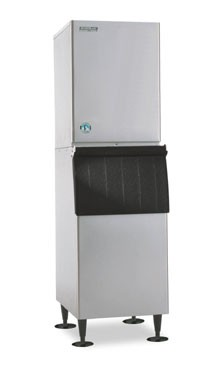 Hoshizaki KM-515MRH 491 lb. Remote Air-Cooled Cube-Style Ice Maker