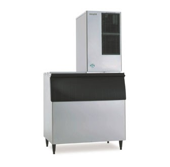 Hoshizaki KM-650MAH 661 lb. Air-Cooled Cube-Style Ice Maker