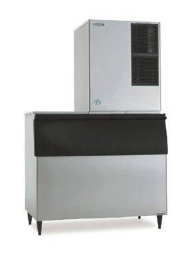 Hoshizaki KM-901MAH 874 lb. Air-Cooled Cube-Style Ice Maker