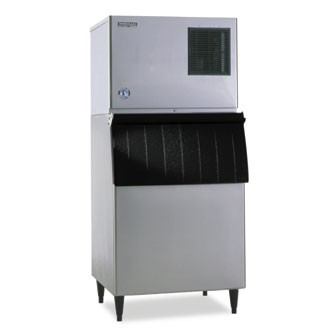 Hoshizaki KML-351MAH 333 lb. Air-Cooled Cube Style Ice Maker