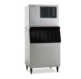 Hoshizaki KML-451MAH 401 lb. Air-Cooled Cube-Style Ice Maker