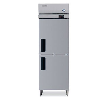 Hoshizaki PTR1SSE-HSHS One-Section, Half-Door,  Pass-Thru Refrigerator