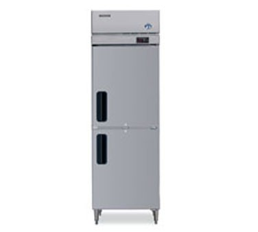 Hoshizaki RFH1-SSB-HS Single-Section Reach-In Refrigerator Freezer