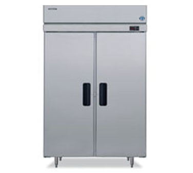 Hoshizaki RFH2-SSB Two-Section Reach-In Refrigerator Freezer