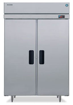 Hoshizaki RH2-SSE-FS Two-Section Reach-In Refrigerator