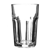 ITI-International Tableware 376RT Rim Tempered Beverage Glass 10 oz.