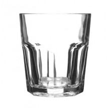 ITI-International Tableware 377RT Rim Tempered Rocks Glass 10.75 oz.
