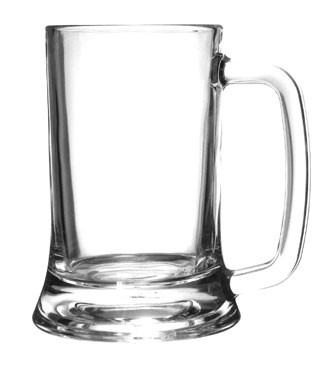 ITI-International Tableware 384 Tankard Beer Mug 10 oz.
