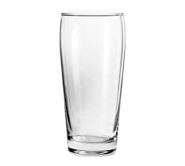 ITI-International Tableware 428RT Rim Tempered Bilbao Tumbler Glass 20 oz.