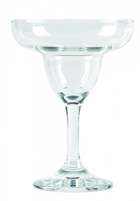 ITI-International Tableware 5444RT Rim Tempered Margarita Glass 9 oz.