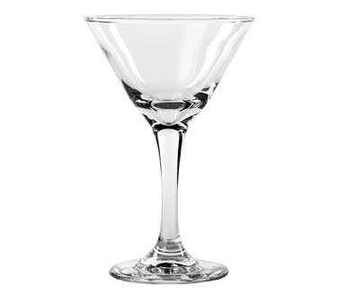 ITI-International Tableware 5454RT Rim Tempered Martini Glass 7-1/2 oz.