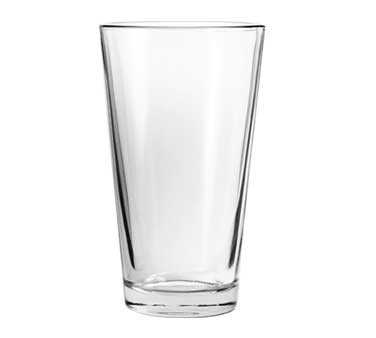 ITI-International Tableware 645 Glass Bar Mixing Glass 20 oz.