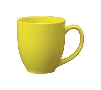 ITI 81376-242 14 oz. Yellow Bistro Cup - 3 doz