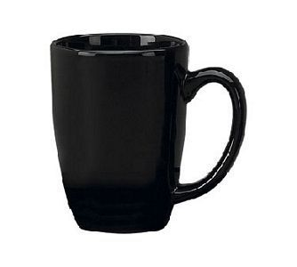 ITI 8286-05 14 oz. Black Cancun Endeavor Cup - 3 doz