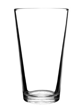 ITI-International Tableware 8639 Mixing Glass 16 oz.