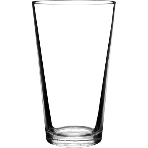 ITI-International Tableware 8639RT Rim Tempered Mixing Glass 16 oz.