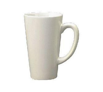 ITI 867-02 16 oz. European White Funnel Cup - 2 doz