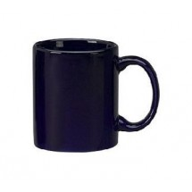 ITI 87168-04 Cobalt Blue C-Handle Mug 11 oz. - 3 doz