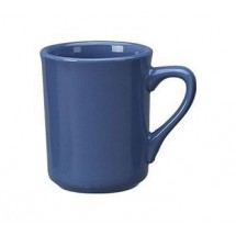 ITI 87241-06 8-1/2 oz. Light Blue Vitrified Mug - 3 doz