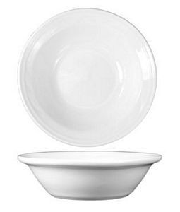 ITI AM-11 3 1/2 oz. Amsterdam Embossed Fruit Bowl 36-Piece - 3 doz