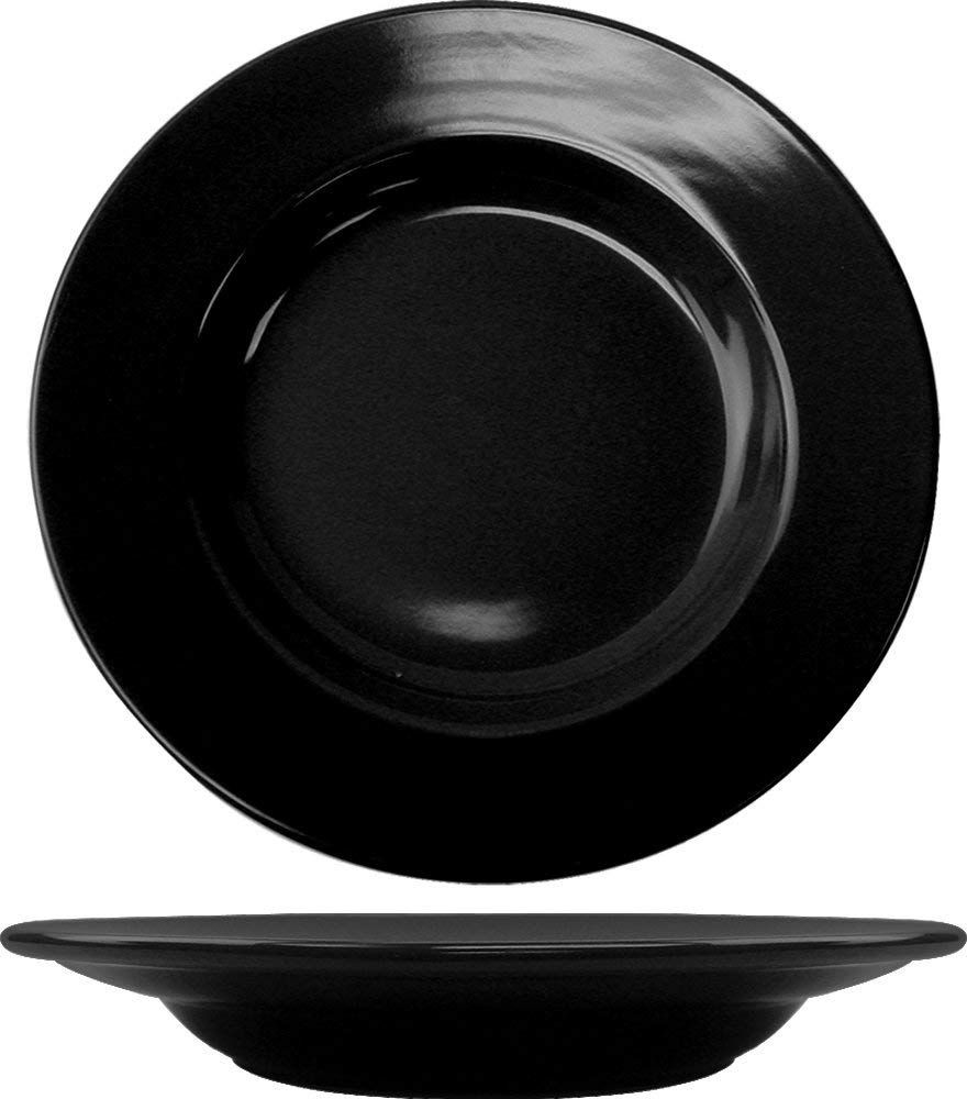 ITI CA-120 Cancun 20 oz. Black Pasta Bowl - 1 doz